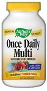 Once Daily Multi   ( 180 tablets ) Nature's Way