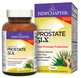 Prostate 5LX  (120 Vcaps)* New Chapter Nutrition