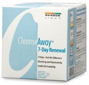 Cleanse Away - 7 Day Renewal Kit* Rainbow Light
