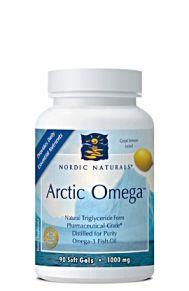 Arctic Omega | Lemon (180 softgels)* Nordic Naturals