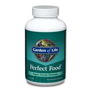Perfect Food - Green label (150 Caplets) Garden of Life