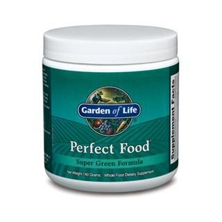 Perfect Food - Green label (140g Powder) Garden of Life