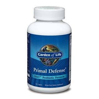 Primal Defense (180 Caplets) Garden of Life