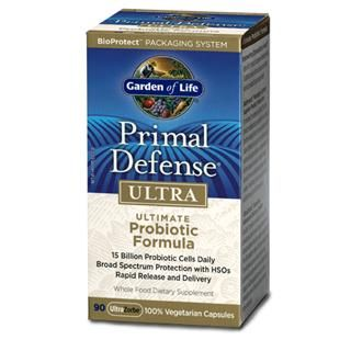 Primal Defense ULTRA (90 Capsules) Garden of Life