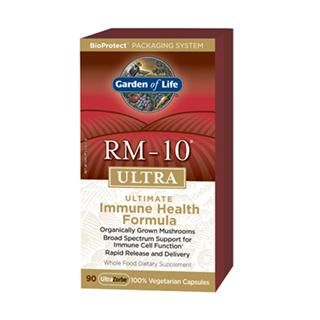 RM-10 ULTRA (90 Capsules) Garden of Life