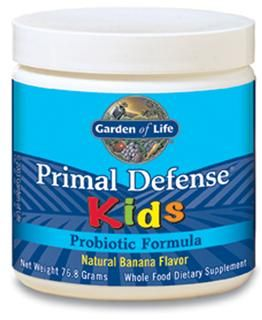 Primal Defense Kids Probiotic (76.8g Powder) Garden of Life
