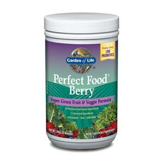 Perfect Food - Berry (240g Powder) Garden of Life