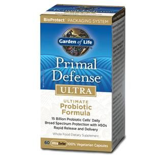 Primal Defense ULTRA (60 Capsules) Garden of Life