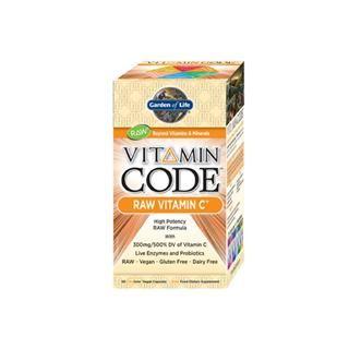 Vitamin Code - Raw  Vitamin C (60 Vegan Capsules)* Garden of Life