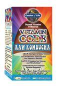 Vitamin Code  RAW Kombucha (60 capsules)* Garden of Life
