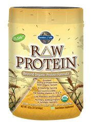RAW Protein (622g Powder)* Garden of Life