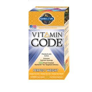 Vitamin Code - Perfect Weight Multi (240 Capsules)* Garden of Life