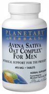 Avena Sativa Oat Complex for Men (100 tablets)* Planetary Herbals