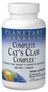 Cat's Claw Complex Complete (90 tablets) Planetary Herbals