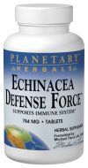 Echinacea Defense Force (90 tablets) Planetary Herbals