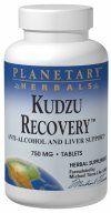 Kudzu Recovery (120 tablets)* Planetary Herbals