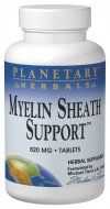 Myelin Sheath Support  (180 tablets)* Planetary Herbals