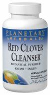 Red Clover Cleanser  (150 tablets)* Planetary Herbals