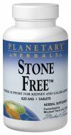 Stone Free  (180 tablets)* Planetary Herbals