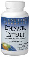 Echinacea Extract (575mg 90 tablets) Planetary Herbals