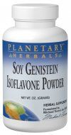 Soy Genistein Isoflavone Powder (4 oz) Planetary Herbals