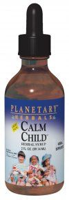 Calm Child Herbal Syrup (8 oz)* Planetary Herbals