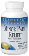 Corydalis Minor Pain Relief with Humulex (750mg 90 tablets) Planetary Herbals