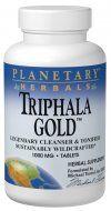 Triphala Gold  (750mg  120  capsules) Planetary Herbals