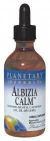 Albizia Calm  (4 oz)* Planetary Herbals