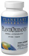 PlantiOxidants  (120 tablets) Planetary Herbals