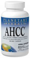Active Hexose Correlated Compound, AHCC (500mg 30 capsules) Planetary Herbals