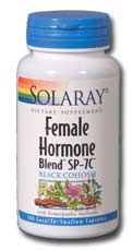 Female Hormone Blend SP-7C (180 caps) Solaray Vitamins