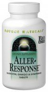 Aller-Response - Bio-Aligned Formula (180 tabs) Source Naturals