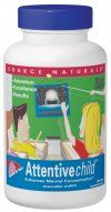 Attentive Child (300 mg 120 wafers) Source Naturals