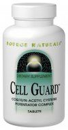 Cell Guard (60 tabs) Source Naturals
