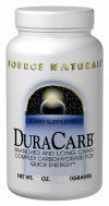 Dura Carb (28 g 16 oz) Source Naturals