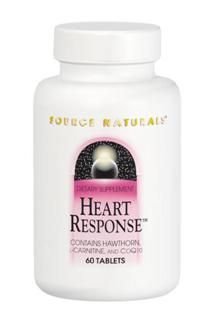 Heart Response (90 tabs) Source Naturals