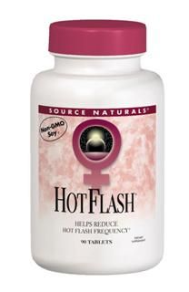 Hot Flash (180 tablets) Source Naturals