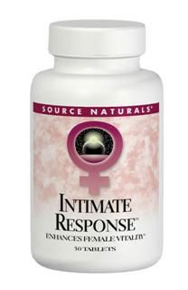 Intimate Response (120 tabs) Source Naturals