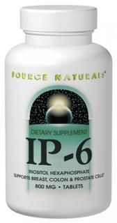 IP-6 (800 mg-180 tabs) Source Naturals
