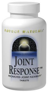 Joint Response (425 mg-120 tabs) Source Naturals