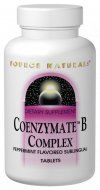 Coenzymate B Complex (120 tabs)* Source Naturals