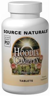 Hoodia Complex (250 mg-90 tabs)* Source Naturals