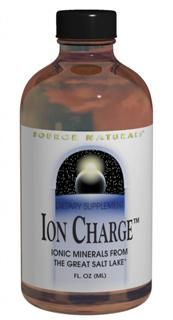 Ion Charge (4 oz) Source Naturals