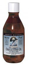 ArcticPure Omega-3 Fish Oil (5 ml 200 ml)* Source Naturals
