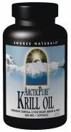 ArcticPure Krill Oil (120 softgels) Source Naturals