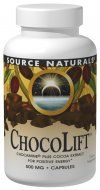 ChocoLift (500 mg 120 caps)* Source Naturals