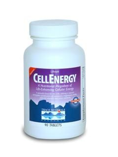 CellEnergy (90 Tabs) Trace Mineral Research