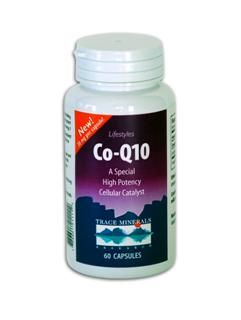 CoQ10 (60 caps) Trace Mineral Research