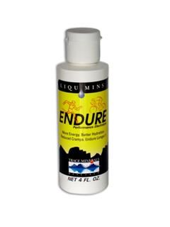 ENDURE Performance Electrolyte (4 oz) Trace Mineral Research